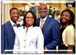 The Ridley Family