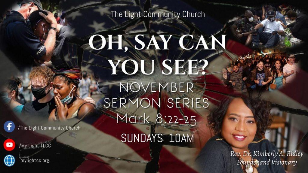 the light community church sermon series
